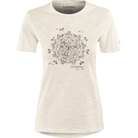Schöffel Zug2 t-shirt Dames, cloud dancer